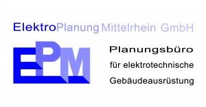 EPM-Logo mit Schrift